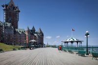 Old Quebec: A Tourist Destination par Excellence