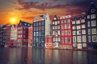 Amsterdam Canal District Named UNESCO World Heritage Site