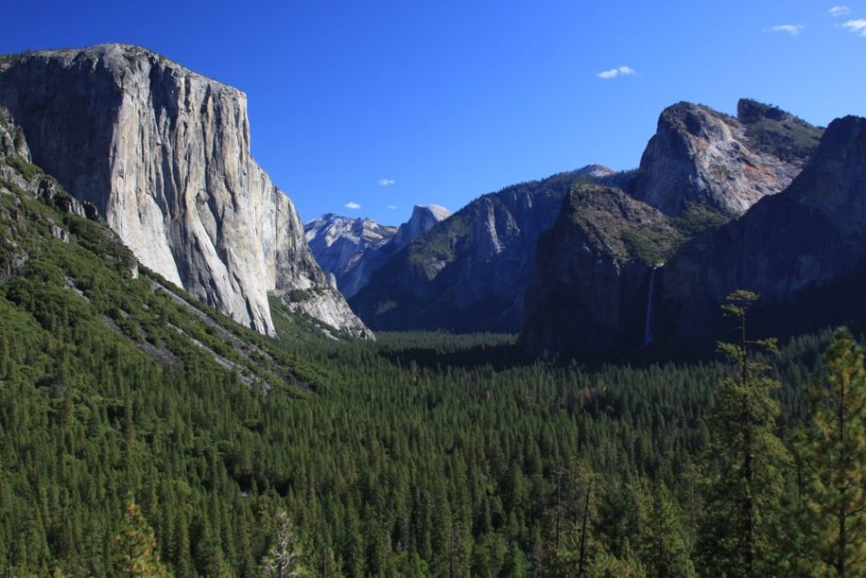 Yosemite-Valley-Floor