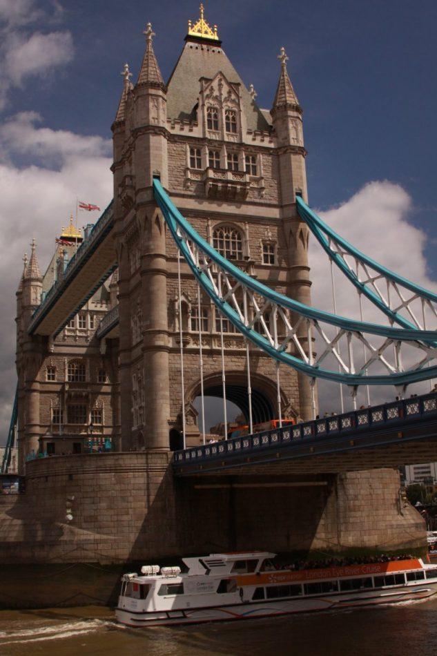 London-Tower-Bridge exploring the uK