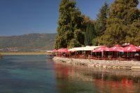 Staying in Struga, Macedonia