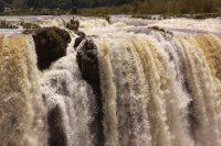 Enjoying Victoria Falls…as in the Waterfalls