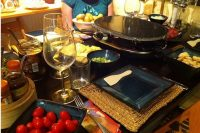 Fondue and Raclette in Paris