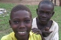 Australian Sport, raising spirits in a remote East African Village