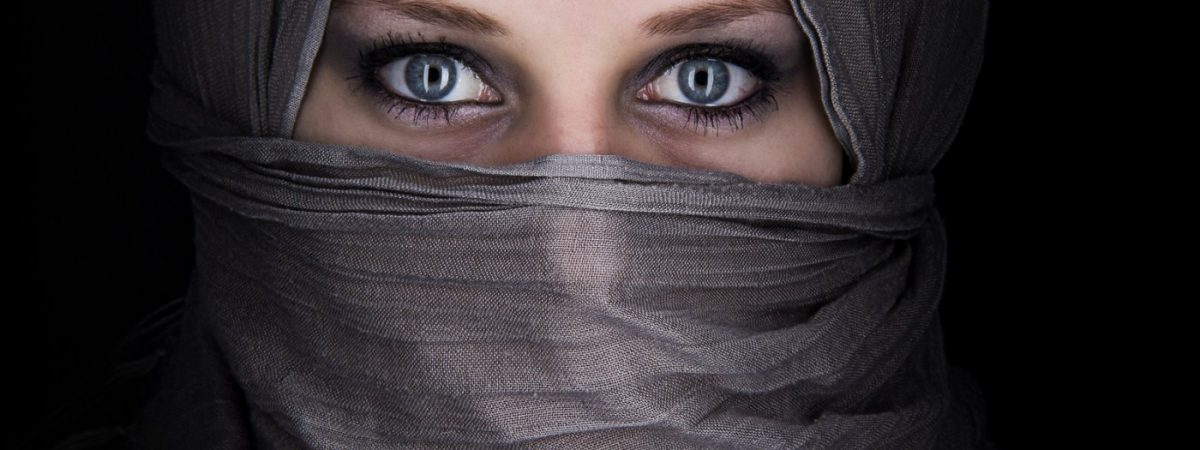 From the Outside In: My Reflections as a Non-Muslim Wearing the Burqa in Silicon Valley