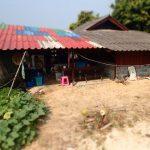 thai village house