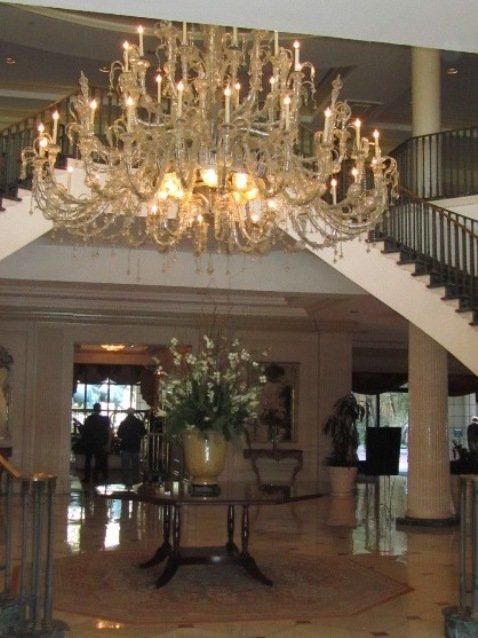 Charleston Place lobby