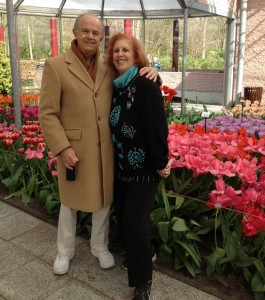 8. photos of arvin and phyllis tulips
