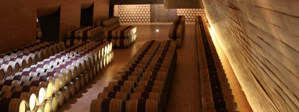 A visit to Marchesi Antinori Chianti Classico Cellar in Tuscany, Italy