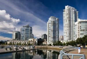 Vancouver Skyline - it has been a few years since we've been back to this diverse city