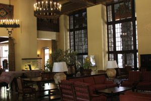 Ahwahnee-Lounge