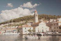 Brac Island, Croatia – July 2013