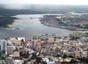 Overview of Dar Es Salaam