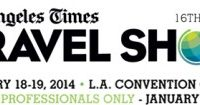 Los Angeles Times Travel Show 2014