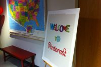 Pinterest New Features, Announcement Party at Headquarters