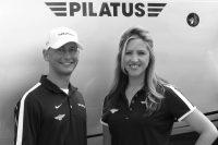 Pilots, Amelia Rose Earhart & Patrick Carter