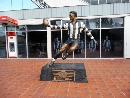 Bob Rose A Collingwood Great from The World Sporting Capital