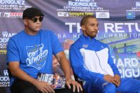 Press Conference for our Favorite Boxer Andre Ward and Serious Vehicle Troubles!