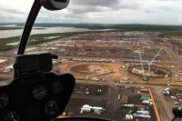 Helicopter Tour of Darwin Australia