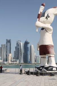 Along the Corniche, close to the center
