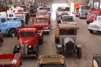The National Road Transport Hall of Fame, Alice Springs Australia