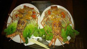 Lobster at Airai