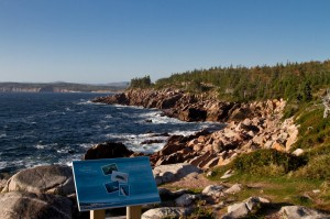 Cabot Trail Scenic Lookout