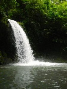 our own waterfall