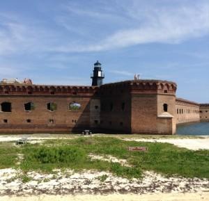 Tortugas Lighthouse Far 2