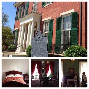 Boyhood Home of President Woodrow Wilson
