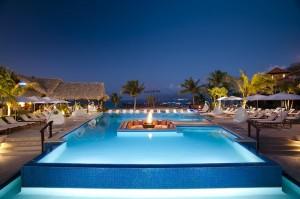 Pool at Sandals LaSource in Grenada