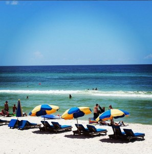 An ideal spot on Panama City Beach for some rest and relaxation