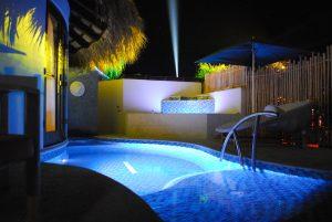 plunge pool, LaSource copy
