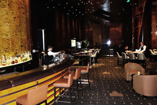 The High-Limit Lounge, ARIA