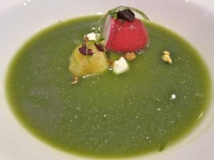 Compressed-Watermelon-soup