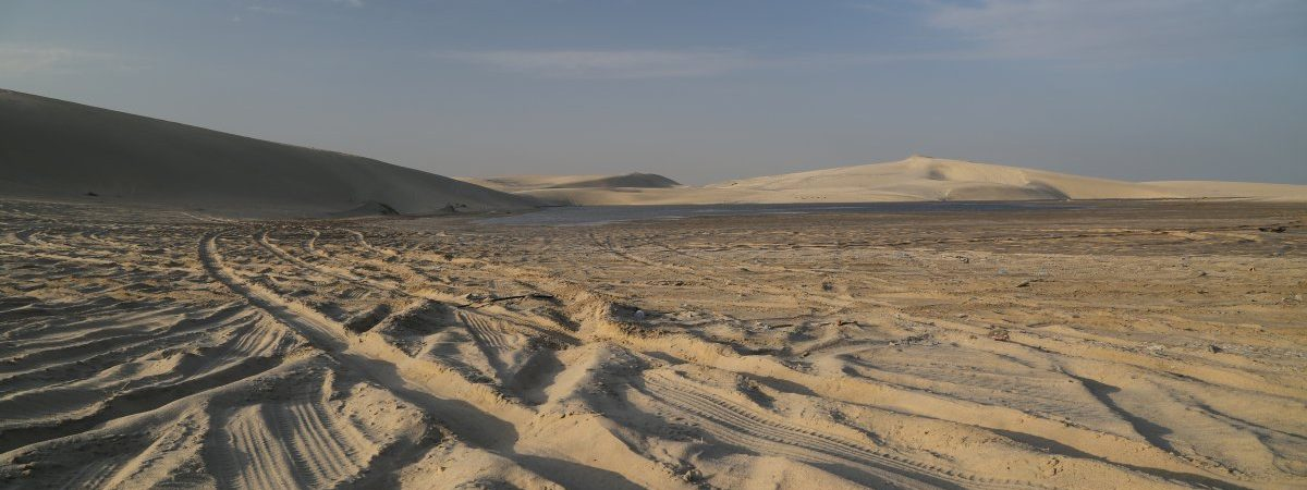 A Crazy Day of Dune Bashing in Southern Qatar