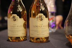 Example of some of the delicious Hungarian Aszú, dessert wines