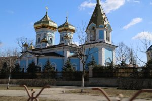 Orthodox Church in Chisinau