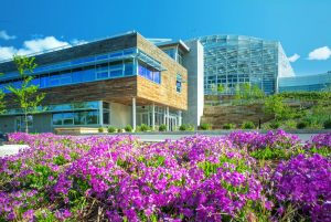 USA - Pittsburgh - Phipps Conservatory and Botanical Gardents - Center for Sustainable Landscapes Exterior_CREDIT Paul g. Wiegman - Salloum