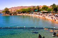 Dolphin Reef Spa in Eilat, Israel