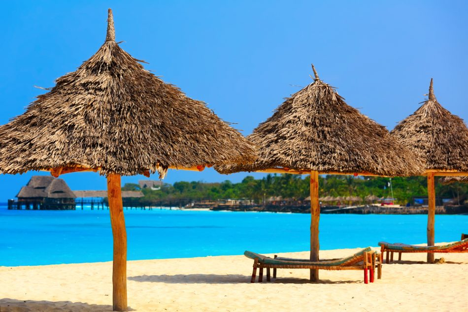 Exotic Playground Kendwa beach
