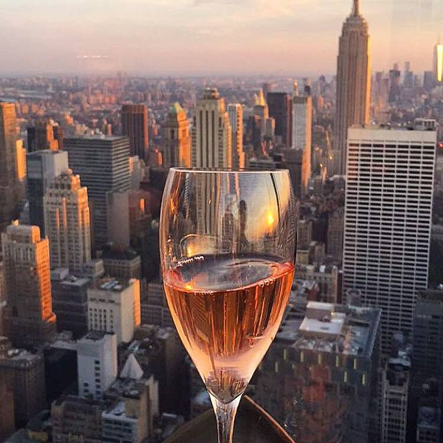 8 Rooftop Bars In New York City