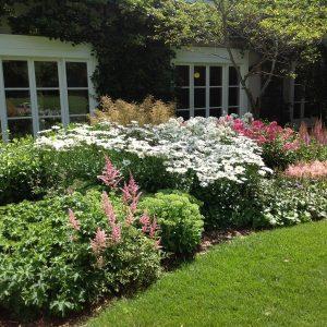 St. Jacob's-Cambridge - Langdon Hall gardens