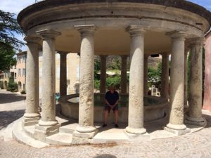 Grignan, village romaine