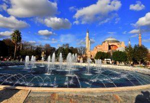 Hagia Sophia is most popular museum in Istanbul.