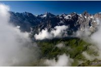 """Here Be Dragons: The """"Sacred Terror"""" of the Alps of Switzerland"""