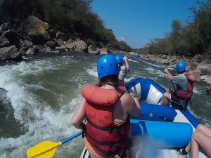 Adventure Sports White Water Rafting