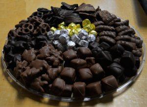 sample tray 2