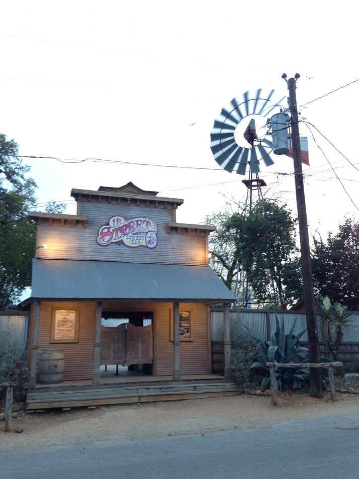 11th Street Cowboy bar Bandera Texas