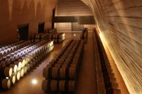 Marchesi Antinori Chianti Classico Cellar: Tuscany, Italy – May 2016